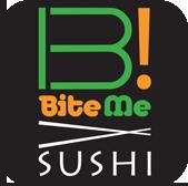 Bite me sushi